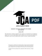 2016-Benchbook- Judicial College of Arizona