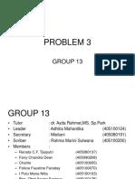 Plenary 3 Group 13