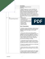 Job Posting Format