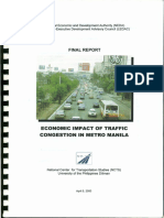 Econ Impacts of Congestion Coverchap 1 and 2