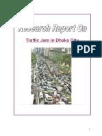 24861079-Research-on-Traffic-Jam.doc