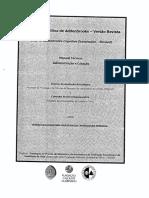 Manual Técnico ACE-R_Avaliação Cognitiva de Addenbrooke - Versão Revista