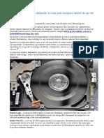 De ce se strica hard diskurile si cum poti recupera datele de pe ele.odt