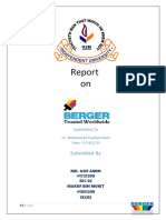 Berger HRM report