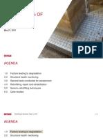 Webinar Presentation - Retrofitting of Structures - June 2019