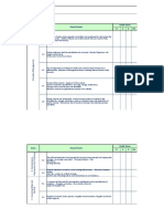 System Press Welding - Audit Check Sheet - 08062019