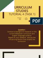 Tutorial 4 (Task 1)