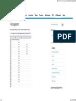 Histogram in Excel - Easy Excel Tutorial