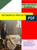 Trabajo Necropcia Psicológica - Clpe