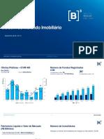Boletim Mercado Imobiliario - 2018 08