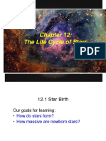 Lifecycle of Stars PDF