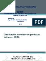 Rotulados de Productos Quimicos