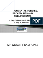 2017_RA 8749_Air Quality Sampling