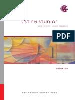 CST tutorial