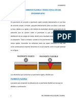 Proyecto Pavimentos DIPAV