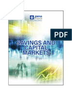 Savings and Capital Markets