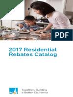 Ee Residential Rebate Catalog