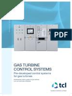 Control Systems Gas Turbine