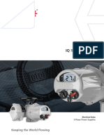 Rotork IQ valves brochure