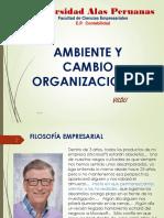 2.Ambiente Organizacional Lino