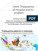 RSDK Thalassemia Integrated Center 2