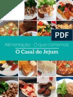O+Casal+do+Jejum+-+Alimentação+-+O+que+comemos
