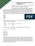 Lista Complementar_intervalo de Confianca_1SEM 2019