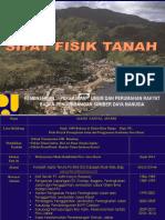 6. SIFAT FISIK TANAH , 53 hal.ppt