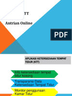 KTT Dan Antrian Online