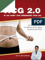 HCG 2.0. No pase hambre - Coma inteligentemente