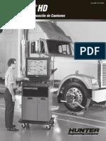 Guía Didáctica de Alineación de Camiones
