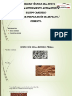 Plantas de Preparación de Cemento