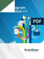Grosvenor DIY Program Evaluation Kit
