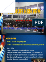 Filosofi KKN PPM