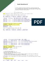 DBA Tracing