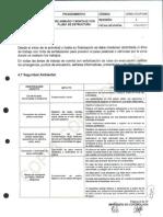 Procedimiento - Prearmado y Montaje de Estructuras