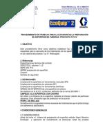 01 -Procedimiento Para La Ejcucion de La Preparacion de La Superficie en Tuberia Del Proyecto Tuy IV