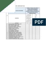 lista de cotejo potenciacion 2° 2019