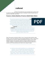 Violencia Cultural en Colombia 2