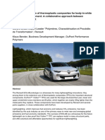 K.bender_Case Study_A Collaborative Approach Between DuPont and Renault_2015