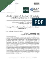 Estudio comparado del desarrollo de la Psicopedagogía en Cuba y Chile.pdf
