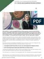 'Véu Também é Liberdade'_ a Vida de Uma Muçulmana Feminista No Brasil - BBC News Brasil