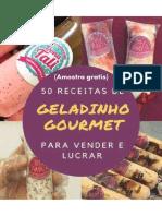 Geladinhos Gourmet (Amostra Grátis)