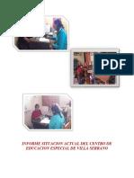 Informe Centro Educ Esp. Serrano2 Ultimo