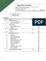 Agrupamiento de Formula Polinomica
