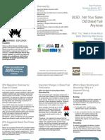 ULSD BP Bulletin Trifold 07-03-13