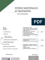 Materiales de ingeniera