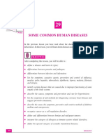 Lesson-29 Common human diseases