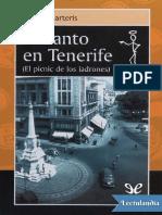 El Santo en Tenerife - Leslie Charteris