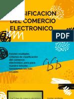 Clasificacion Del Comercio Electronico